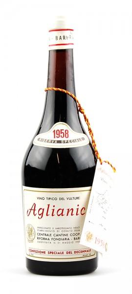 Wein 1958 Aglianico del Venture Riserva Speciale