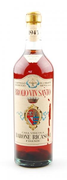 Wein 1945 Brolio Vin Santo Barone Ricasoli