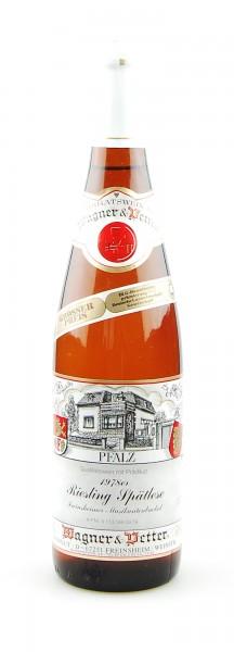 Wein 1978 Freinsheimer Musikantenbuckel Spätlese