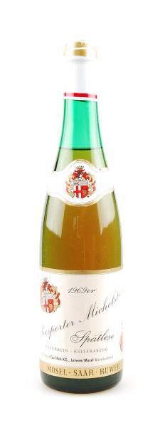 Wein 1969 Piesporter Michelsberg Spätlese