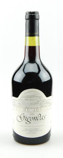 Wein 1990 Gigondas Clos du Joncuas