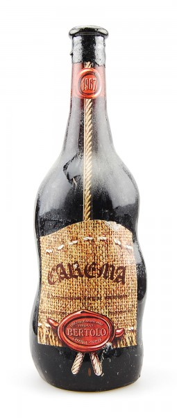 Wein 1967 Carema Lorenzo Bertolo Magnum 2,1 Liter