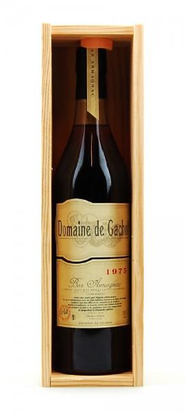 Armagnac 1975 Bas-Armagnac Domaine de Gachot