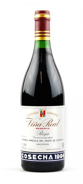 Wein 1994 Vina Real Reserva Rioja Compania Vinicola