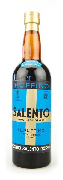 Wein 1959 Salento Ruffino rosso Vino Liquoroso