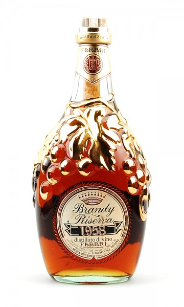 Brandy 1958 Riserva Fabbri