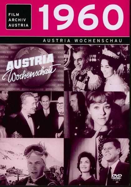 DVD 1960 Chronik Austria Wochenschau in Holzkiste