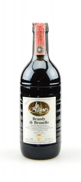 Brandy 1982 di Brunello Fattoria Altesino Montalcino