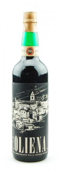 Wein 1965 Cannonau vino dry Oliena