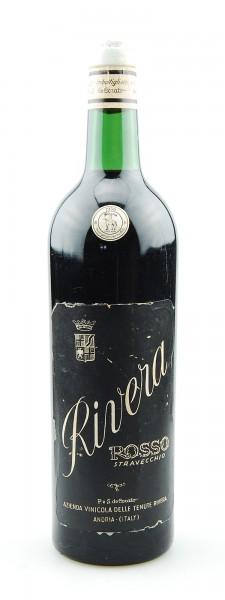 Wein 1950 Rivera Rosso Stravecchio