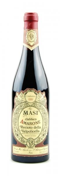 Wein 1986 Amarone Recioto della Valpolicella Masi