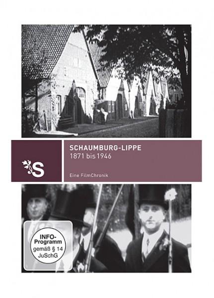 DVD 1871 - 1946 Chronik Schaumburg-Lippe